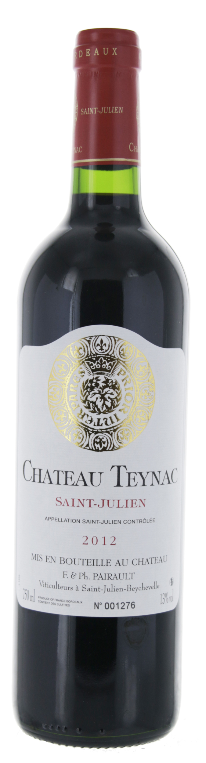 Saint Julien - Château Teynac - 2016