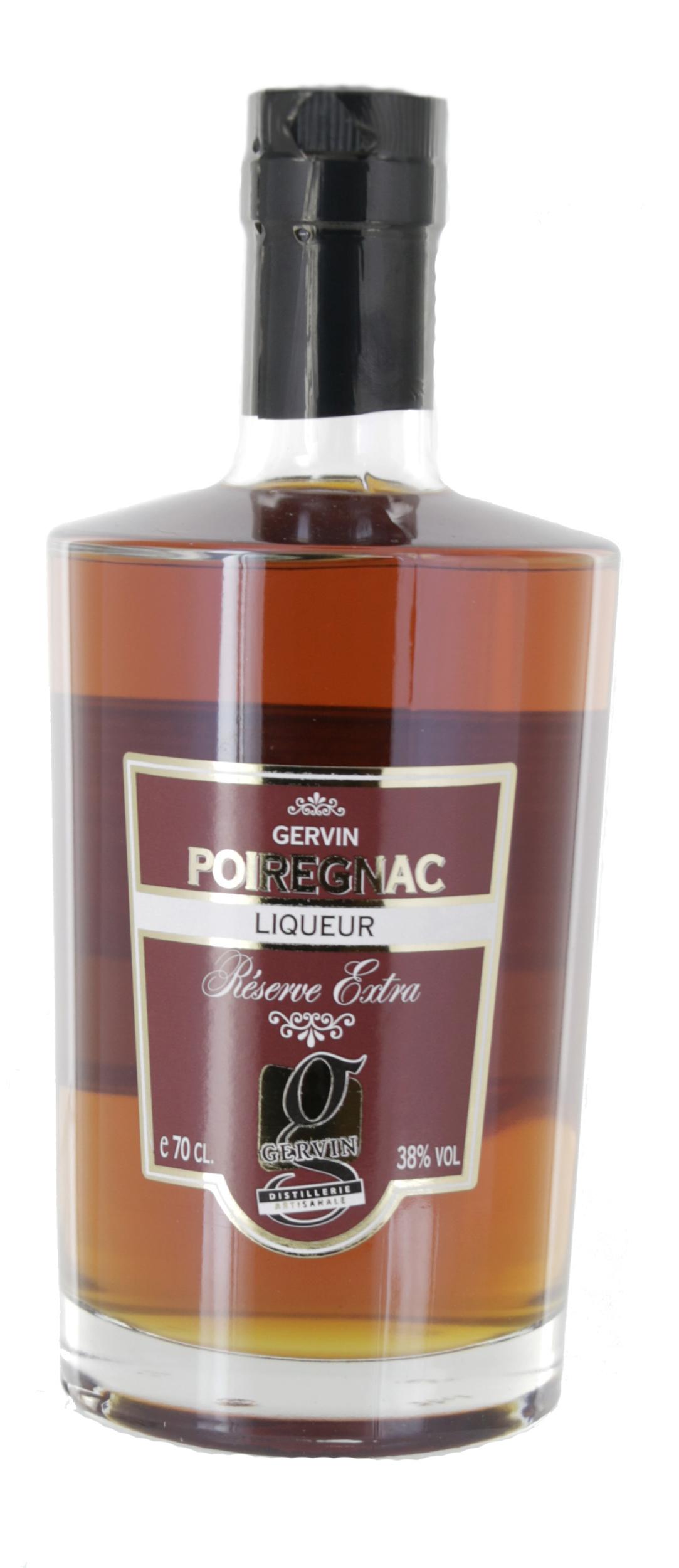 Liqueur - Poiregnac - Distillerie Gervin
