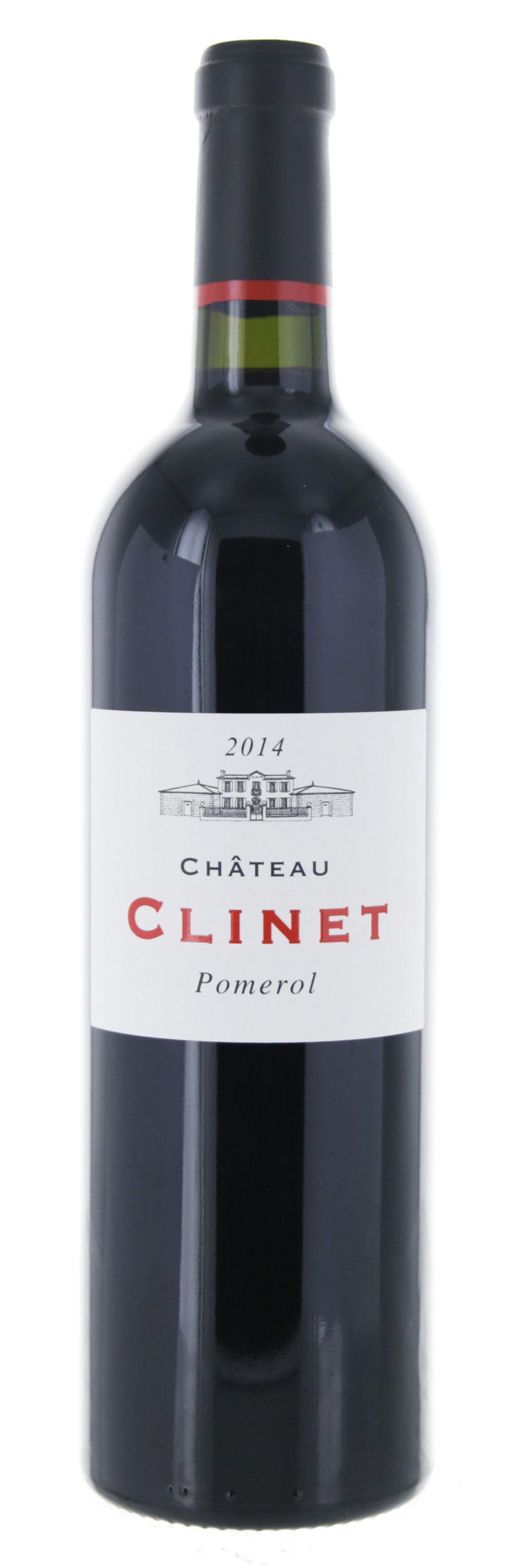 Pomerol - Château Clinet - 2014