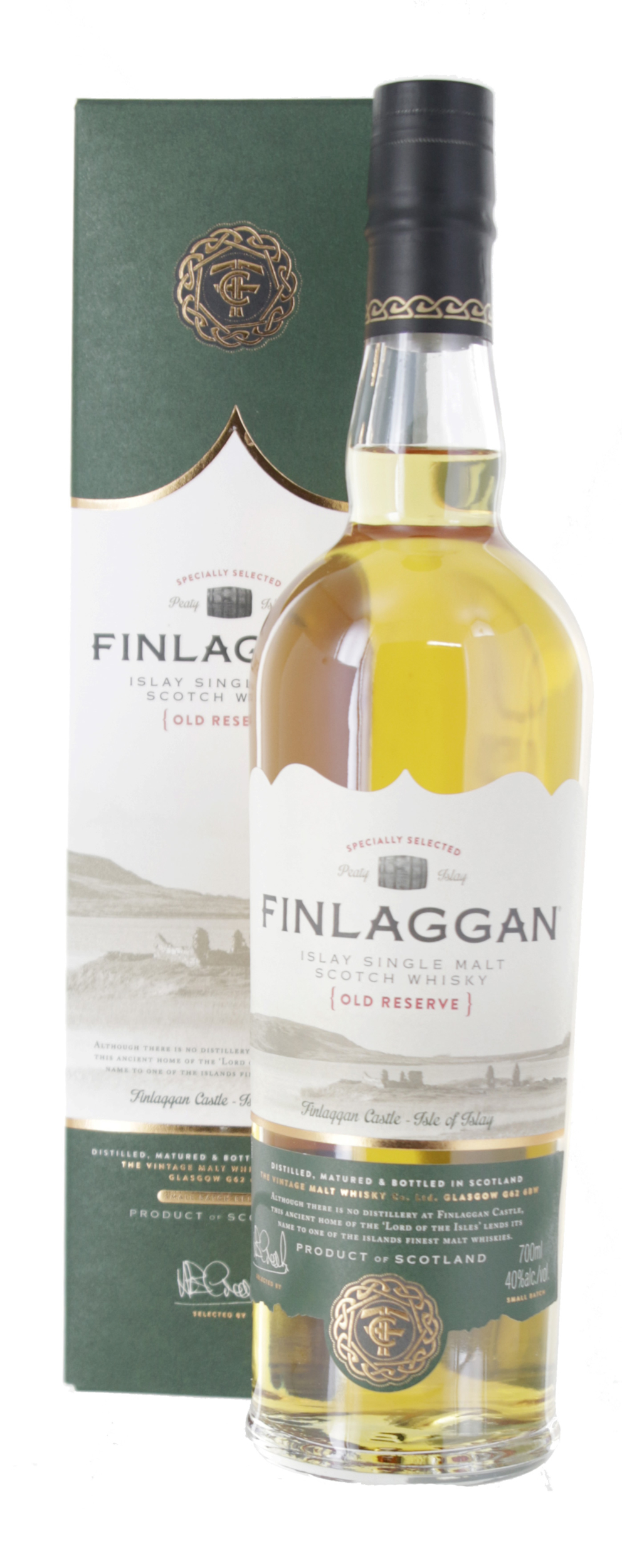 Finlaggan Old Reserve - Ecosse Islay - Single Malt - Non tourbé - 70cl - 40°