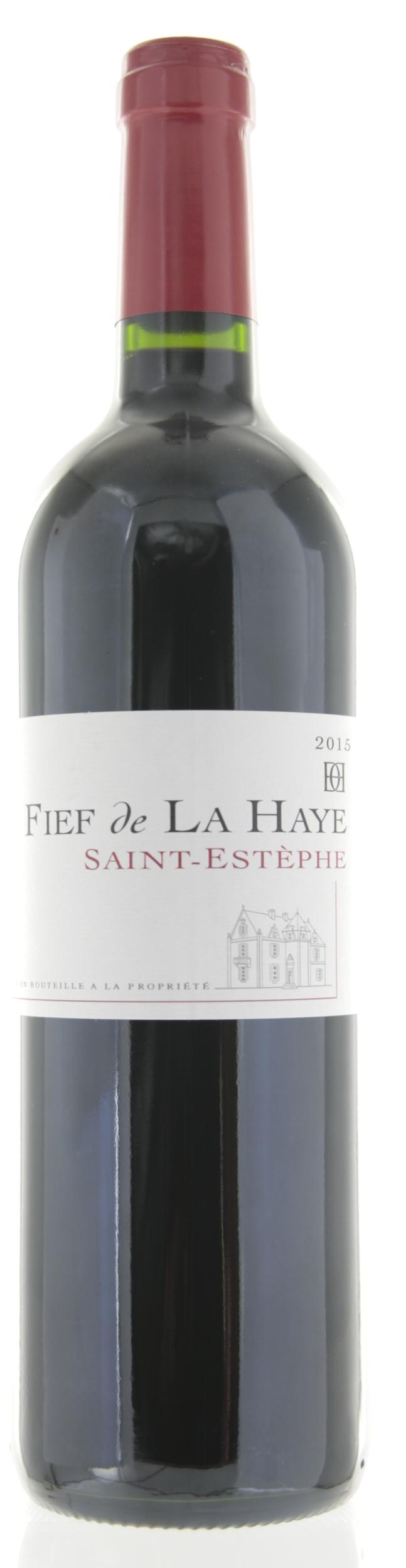 Saint Estephe - Fief de la Haye - 2015