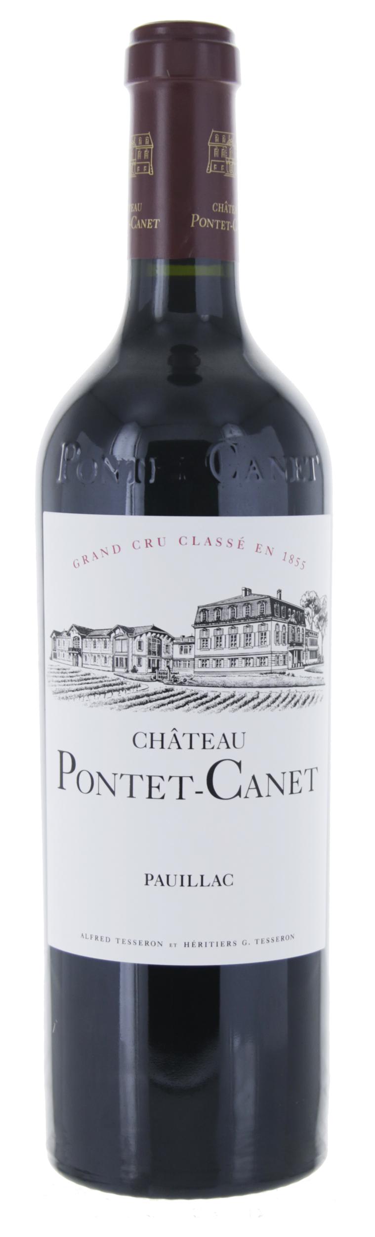 Pauillac - Château Pontet Canet - 2014