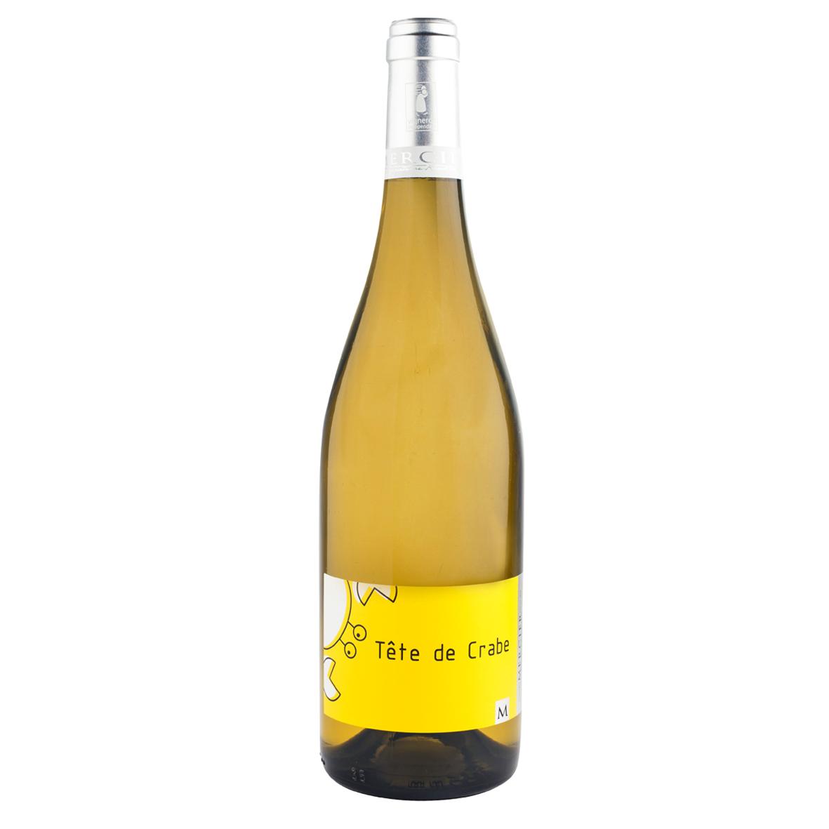AOC Fiefs Vendéens - Tête de Crabe - Cuvée M - Vignoble Mercier - 2019