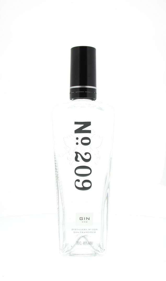 Gin N°209 - Etats-Unis - 70cl - 46°