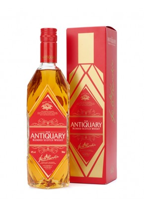 Antiquary Finest - Ecosse - Blend - Non Tourbé - 70cl - 40°