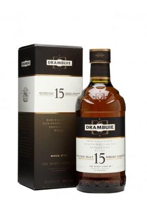 Drambuie 15 ans Liqueur de Whisky - Ecosse - Blend - 70cl - 43°