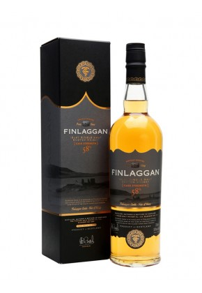 Finlaggan Cask Strength - Ecosse - Single Malt - Très Tourbé - 70cl - 58°