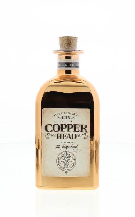 Gin - Copper Head - Belgique - 50cl - 40°