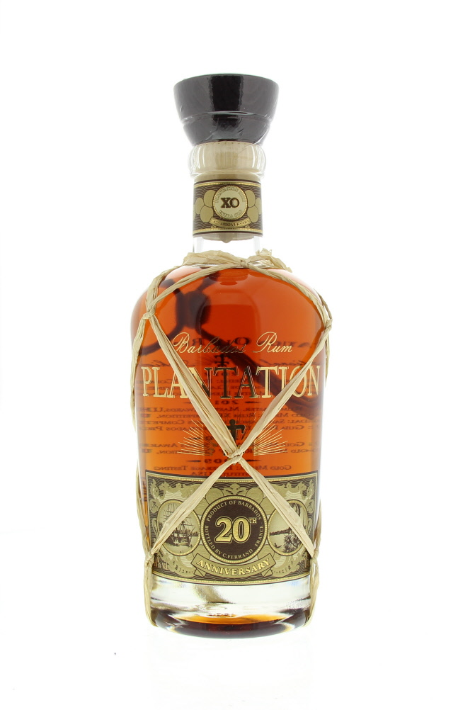 Plantation Rum Barbados Extra 20th Anniversary - Barbade - 70cl - 40°