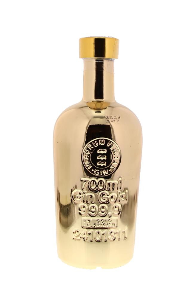 Gold 999.9 Gin - France - 70cl - 40°