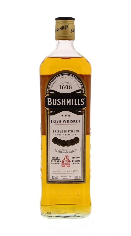 Bushmills Original - Irlande - Blend - Non Tourbé - 70cl - 40°