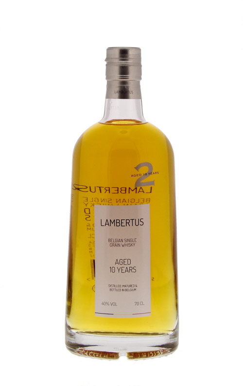 Lambertus 10 Years - Belgique - Single Malt - 70cl - 40°