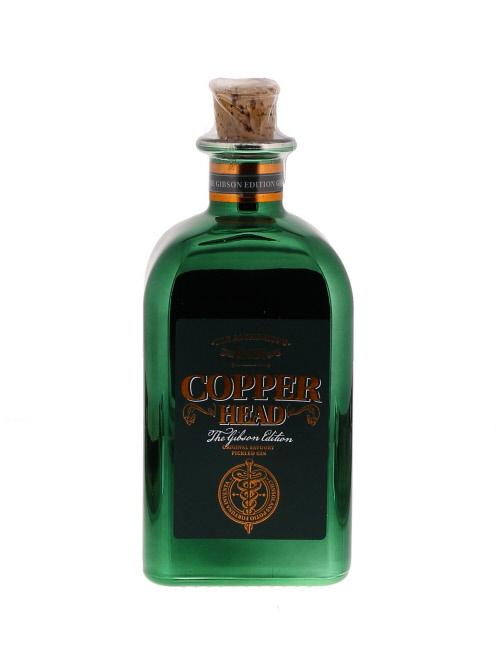 Gin - Copper Head The Gibson Edition - Belgique - 50cl - 40°