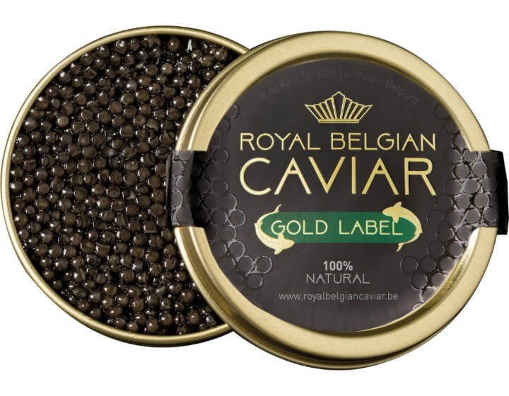 ROYAL BELGIAN CAVIAR - GOLD LABEL