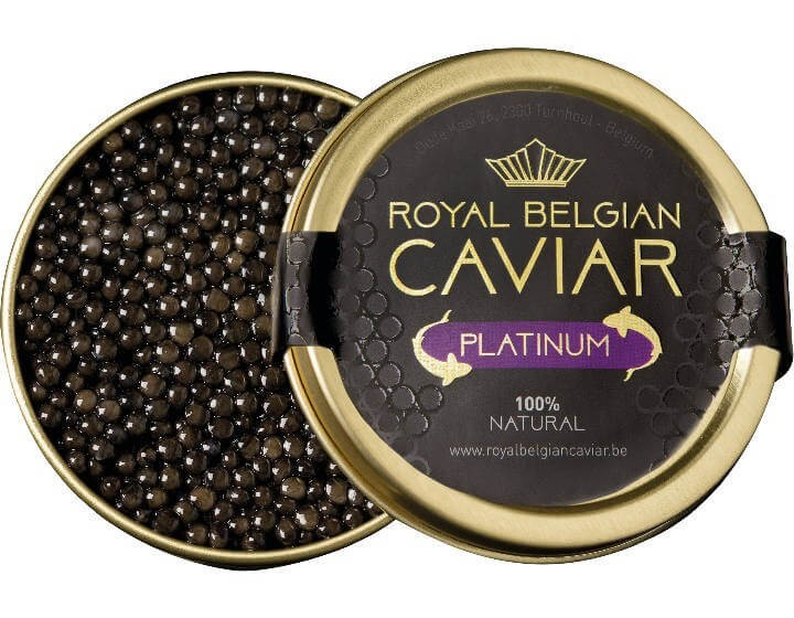 ROYAL BELGIAN CAVIAR - PLATINUM