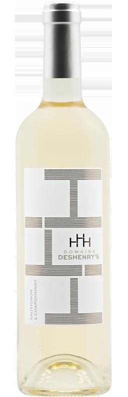 VP Côtes de Thongue - Blanc - Domaine Deshenrys - 2019 - BIO