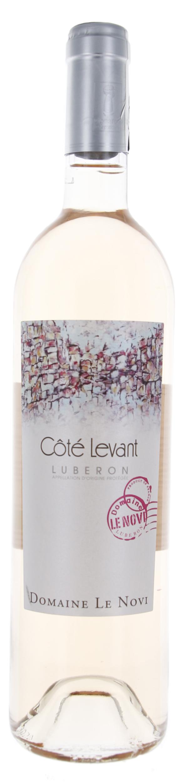 Luberon - Côté Levant - Rosé - Domaine Le Novi - 2019 - BIO