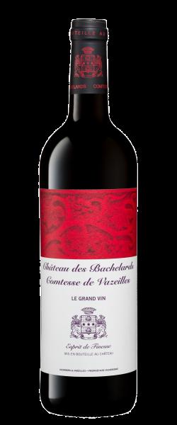 L\'esprit De Finesse - Rouge - Château Bachelards - 2015