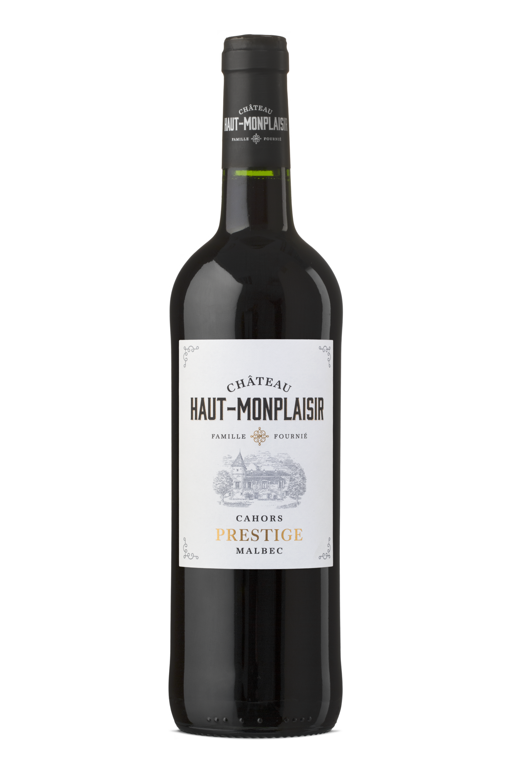 Cahors - Prestige - Château Haut-Monplaisir - 2015 - BIO