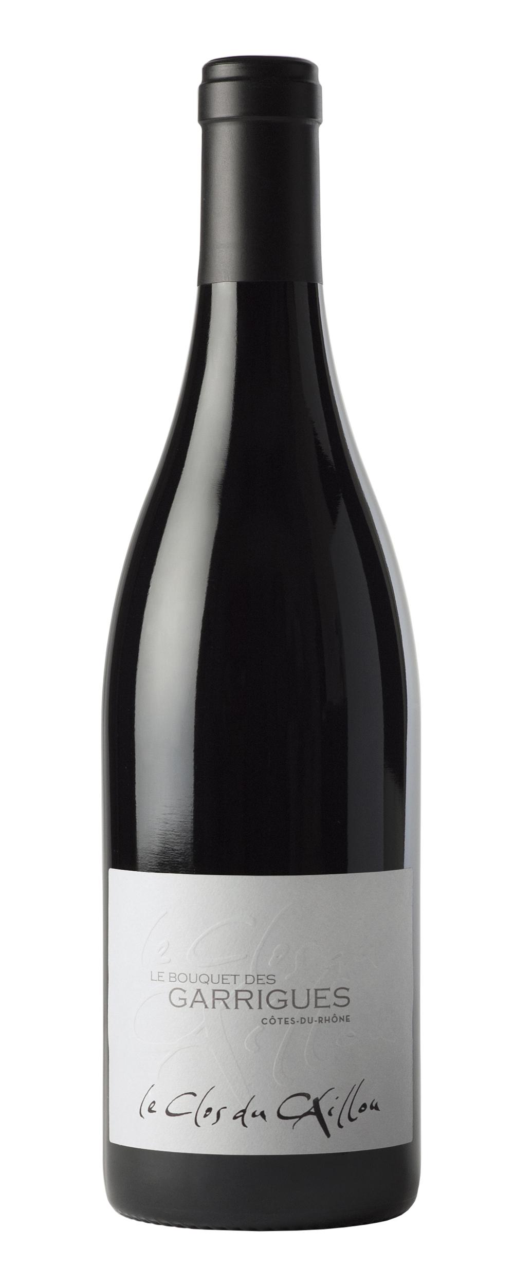 Côtes du Rhône - Bouquet des Garrigues - Rouge - Domaine Le Clos du Caillou - BIO - 2018