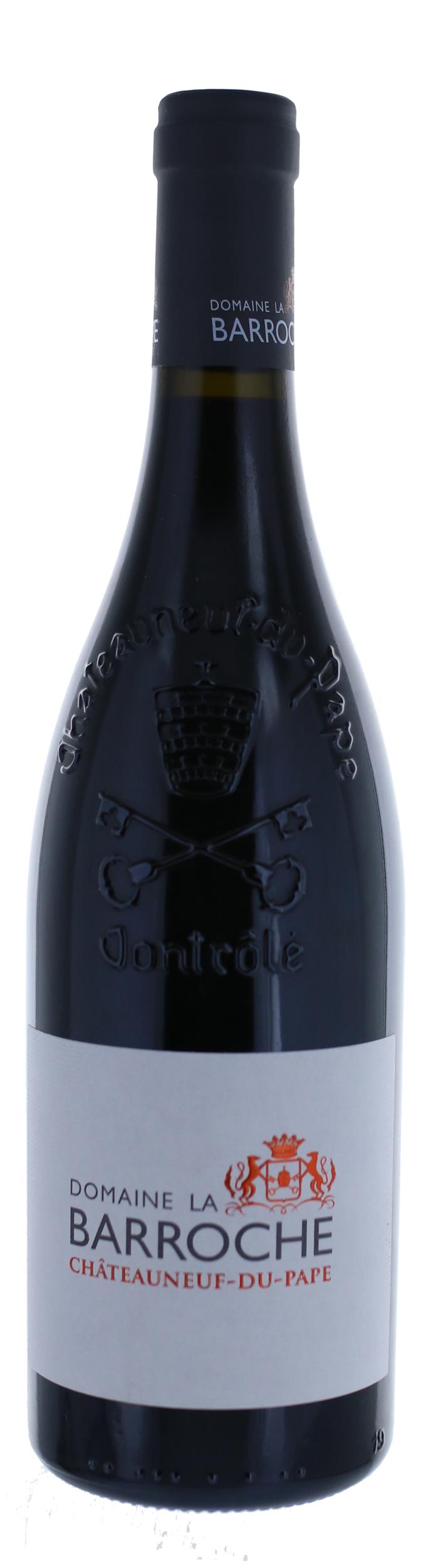 Châteauneuf du Pape - Signature - Domaine de la Barroche - 2016
