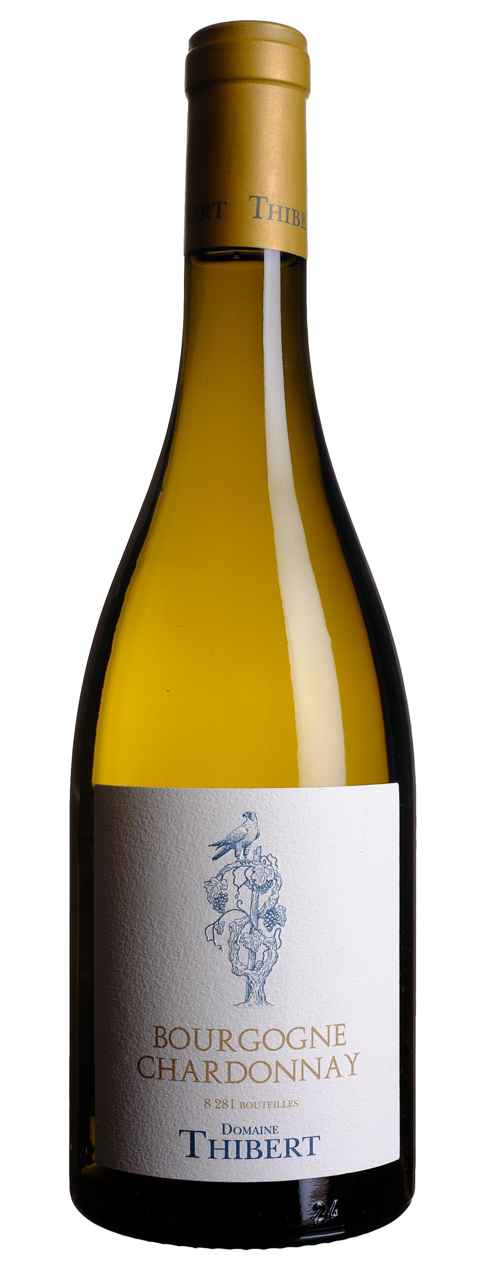 Bourgogne Blanc - Chardonnay - Domaine Thibert - 2017