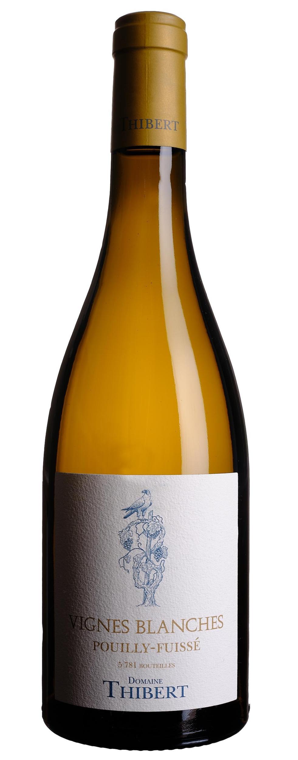 Pouilly Fuisse - Vignes Blanches - Domaine Thibert - 2015