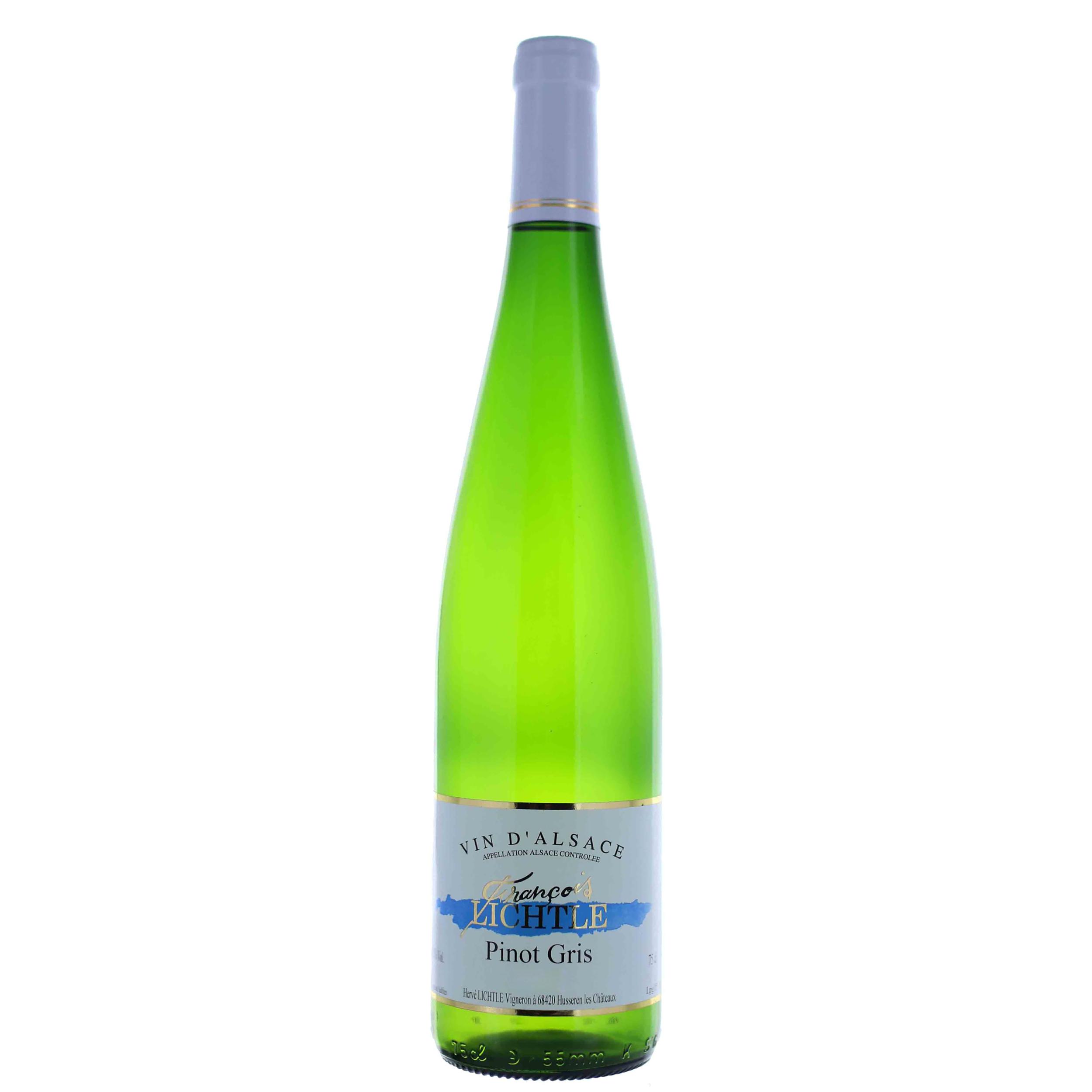 Pinot Gris - Domaine François Lichtle - 2018 - 37,5cl