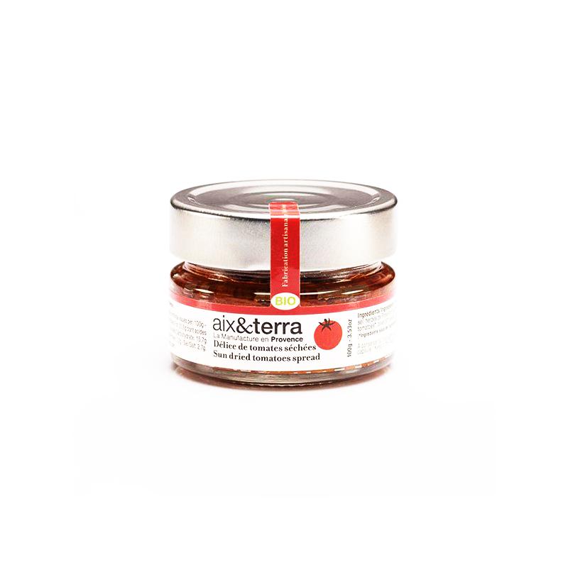 Délice de tomates séchées - Aix & Terra
