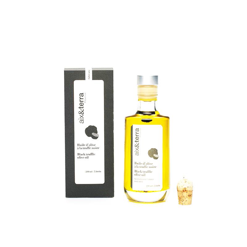 Huile d'olive et Truffe noire - Aix & Terra