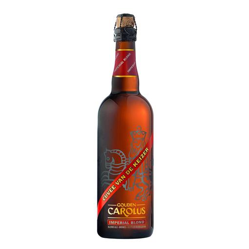 Gouden Carolus Impérial Blonde - Brasserie Het Hanker - 75cl