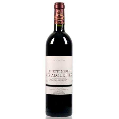 Vin de Pays D\'Oc - Le Petit Merle aux Alouettes - 2016 - Domaine Alain Chabanon