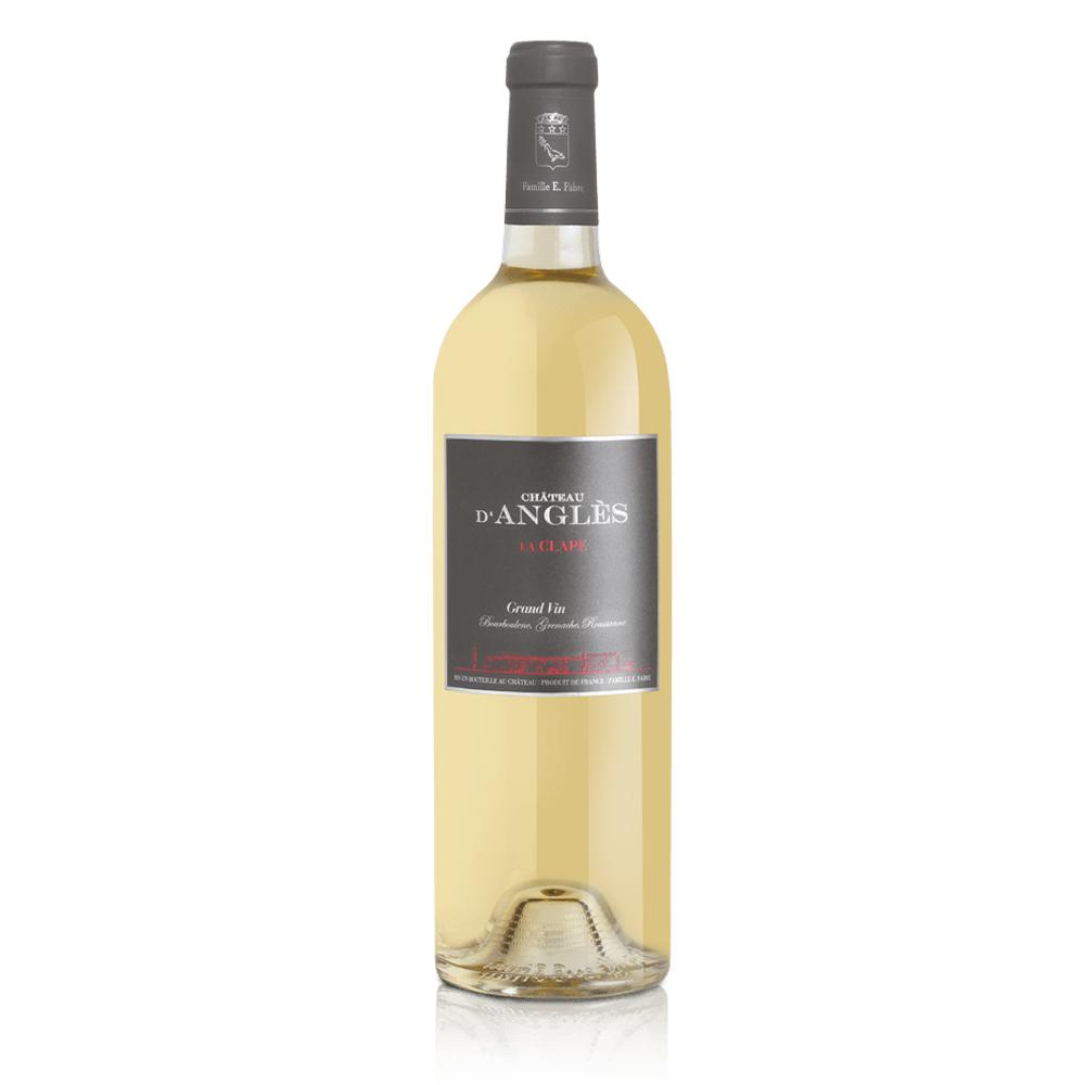 La Clape - Grand Vin - Blanc - Château d\'Angles - 2015
