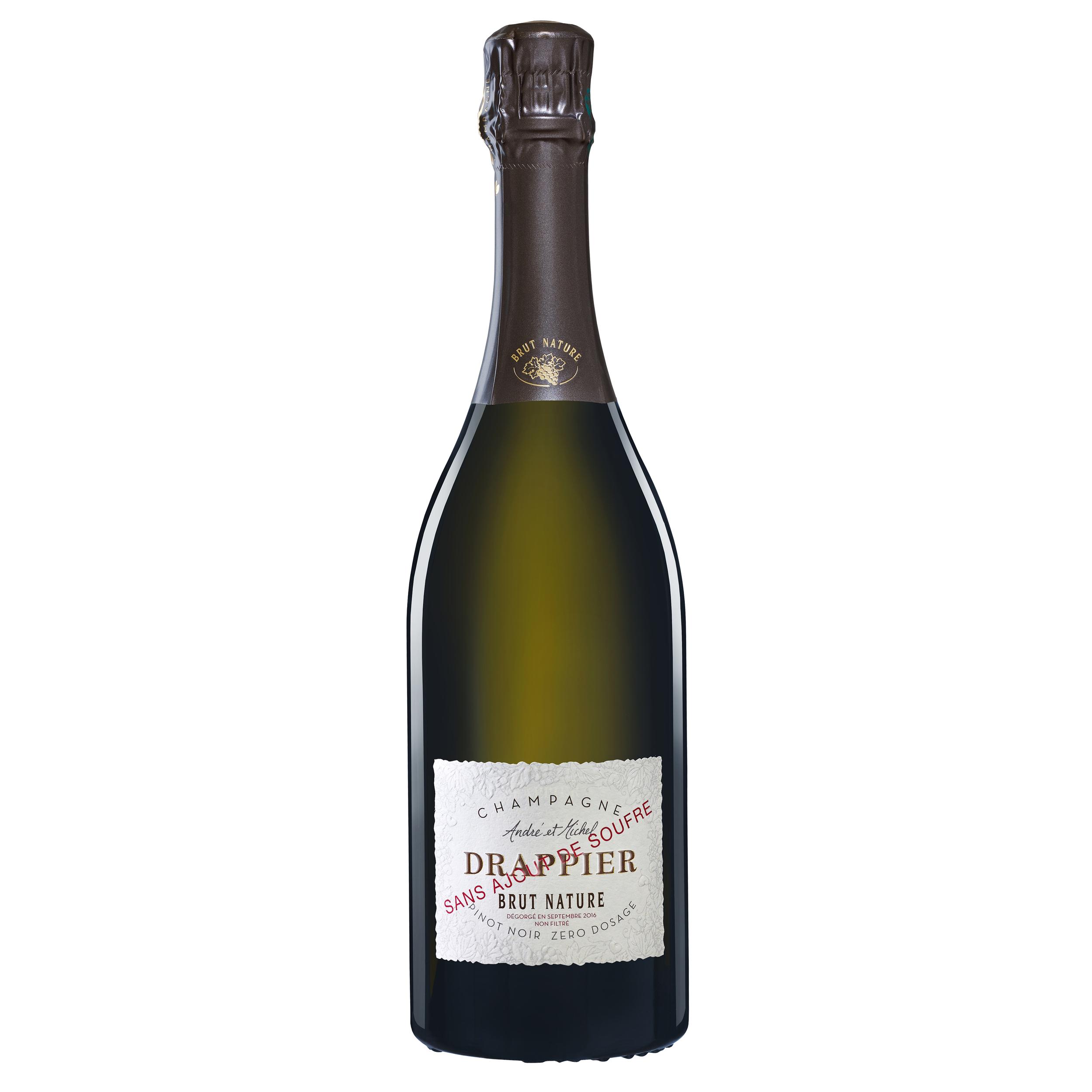 Brut Nature Sans Souffre - Champagne Drappier