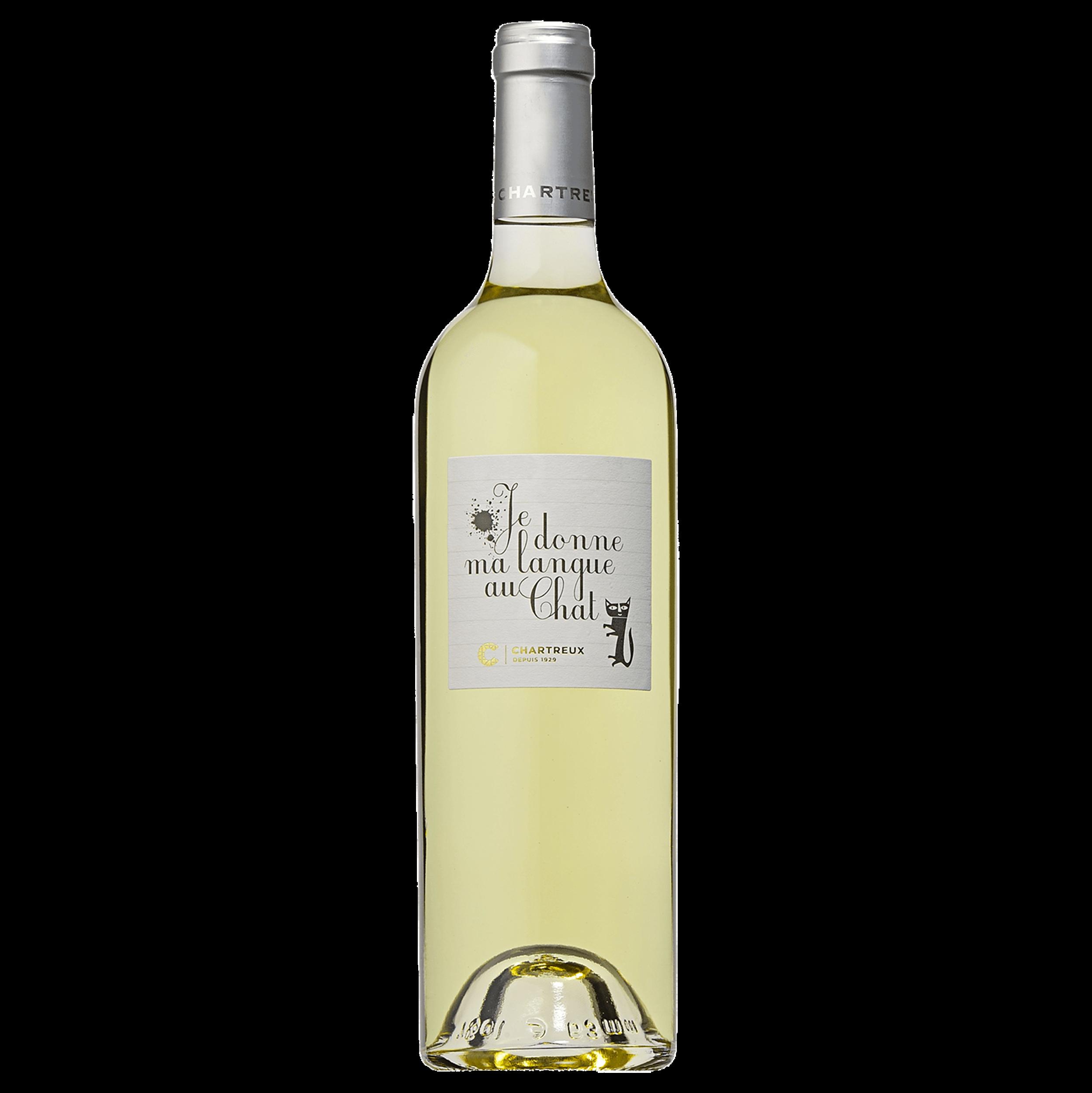 Vin de Pays - Je donne ma langue au Chat - Domaine Cellier Des Chartreux - 2018