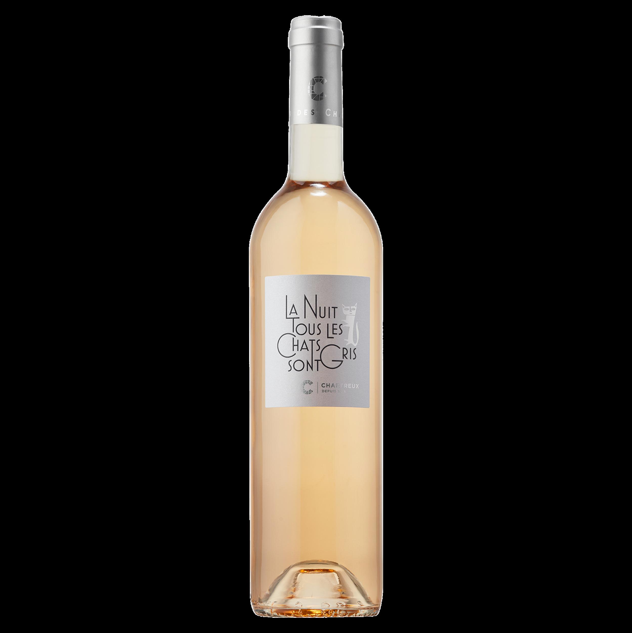 Vin de Pays - La Nuit Tous Les Chats Sont Gris - Domaine Cellier des Chartreux - 2019
