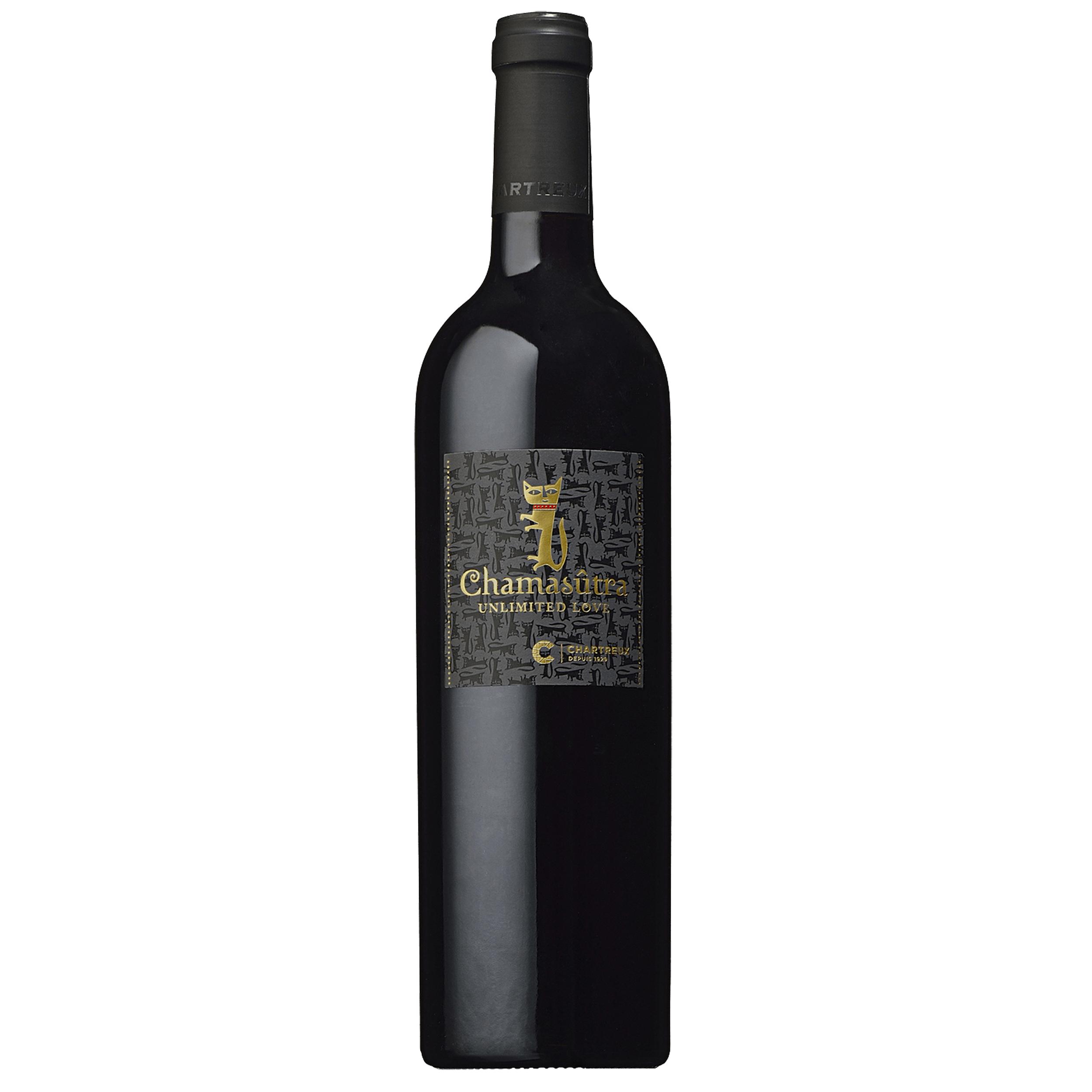 Vin de Pays - Chamasutra Unlimited Love - Domaine Cellier Des Chartreux - 2020