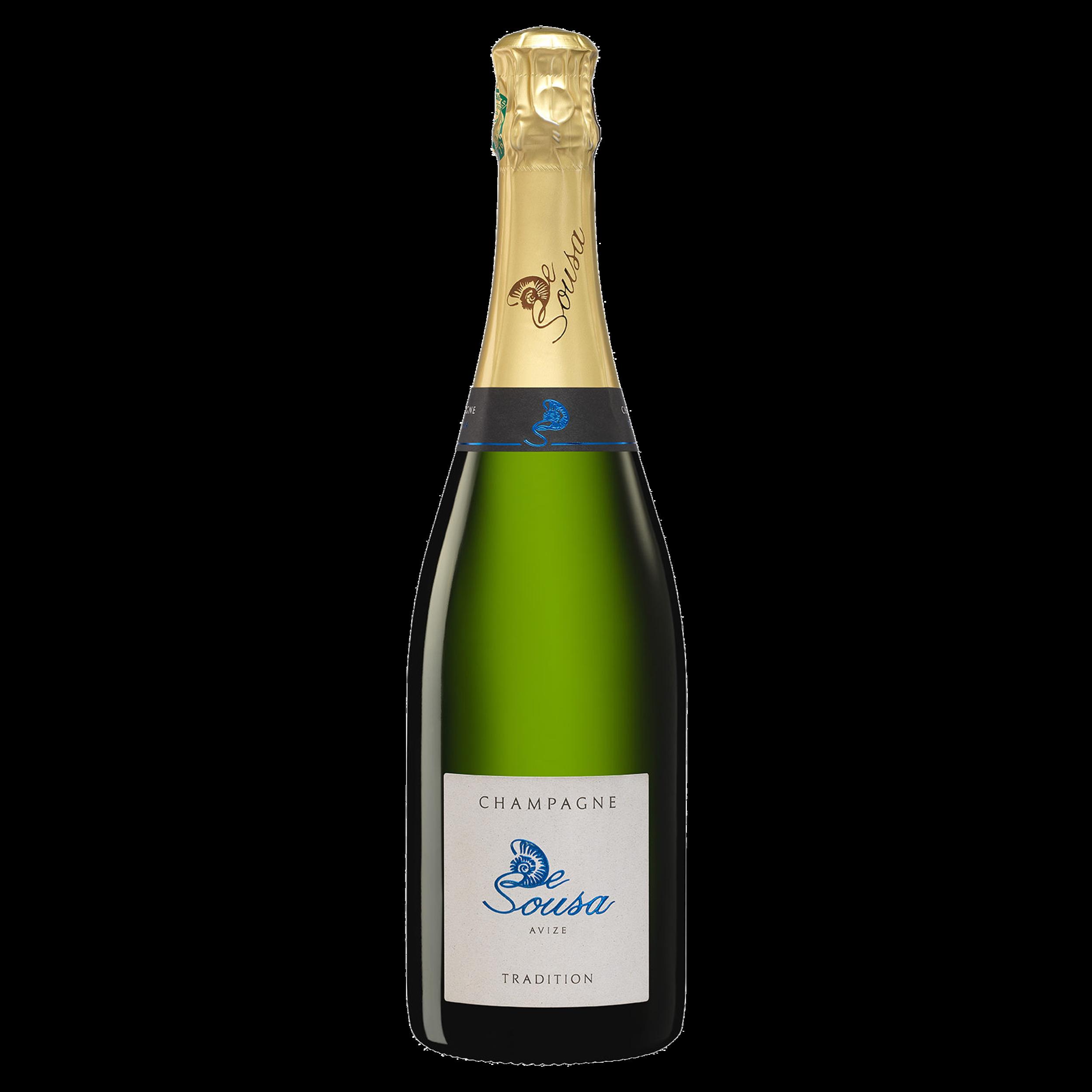 Brut Tradition - Champagne De Sousa - BIO