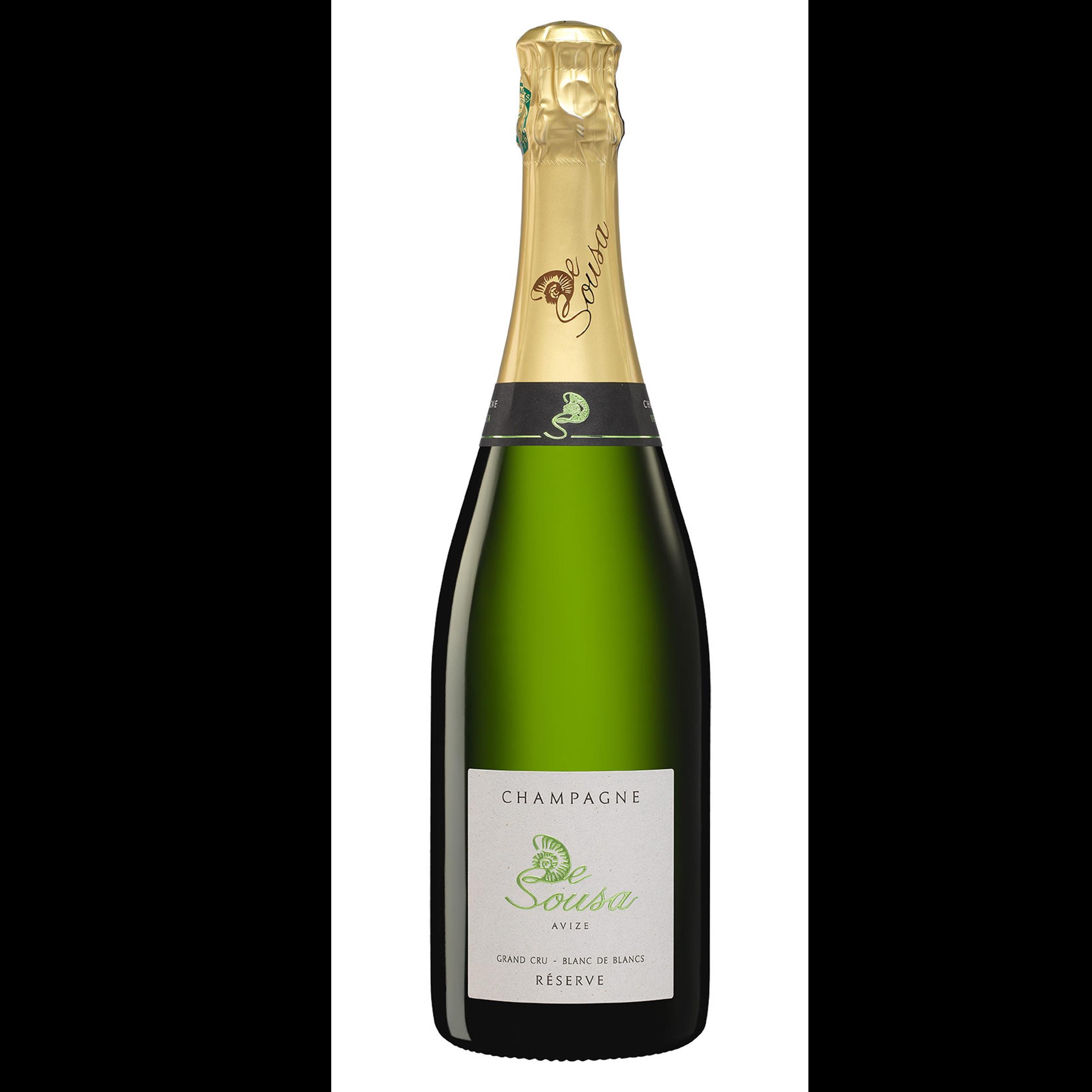 Reserve - Blanc de Blancs Grand Cru - Champagne De Sousa - BIO