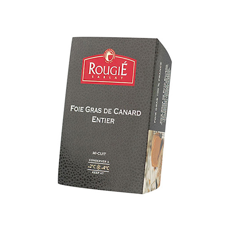 Foie Gras de Canard Entier mi-cuit - 180gr - Rougié
