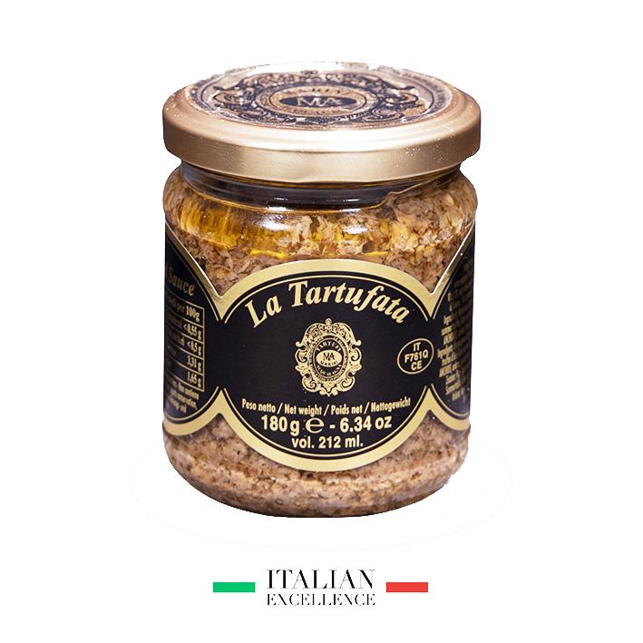 Tartufata - Sauce à la Truffes - 180gr - Truffes Marini Azzolini