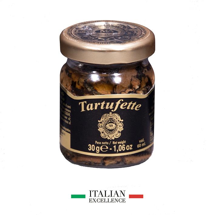 Tartufette de Truffes - 30gr - Truffes Marini Azzolini