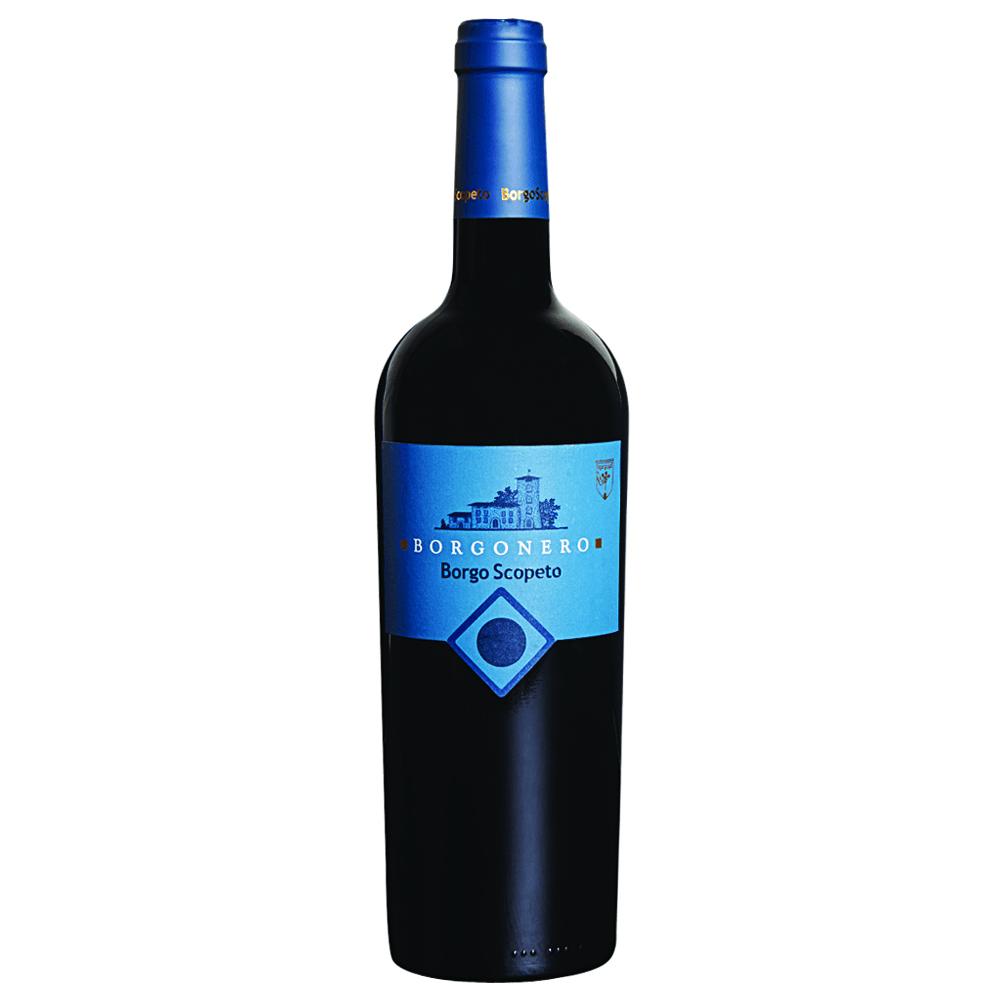 Toscane - Borgonero Super Toscan - Caparzo - 2017
