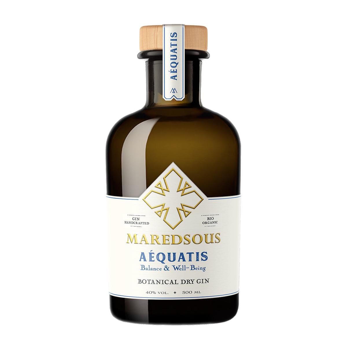 Gin - Maredsous - Aequatis - Bio