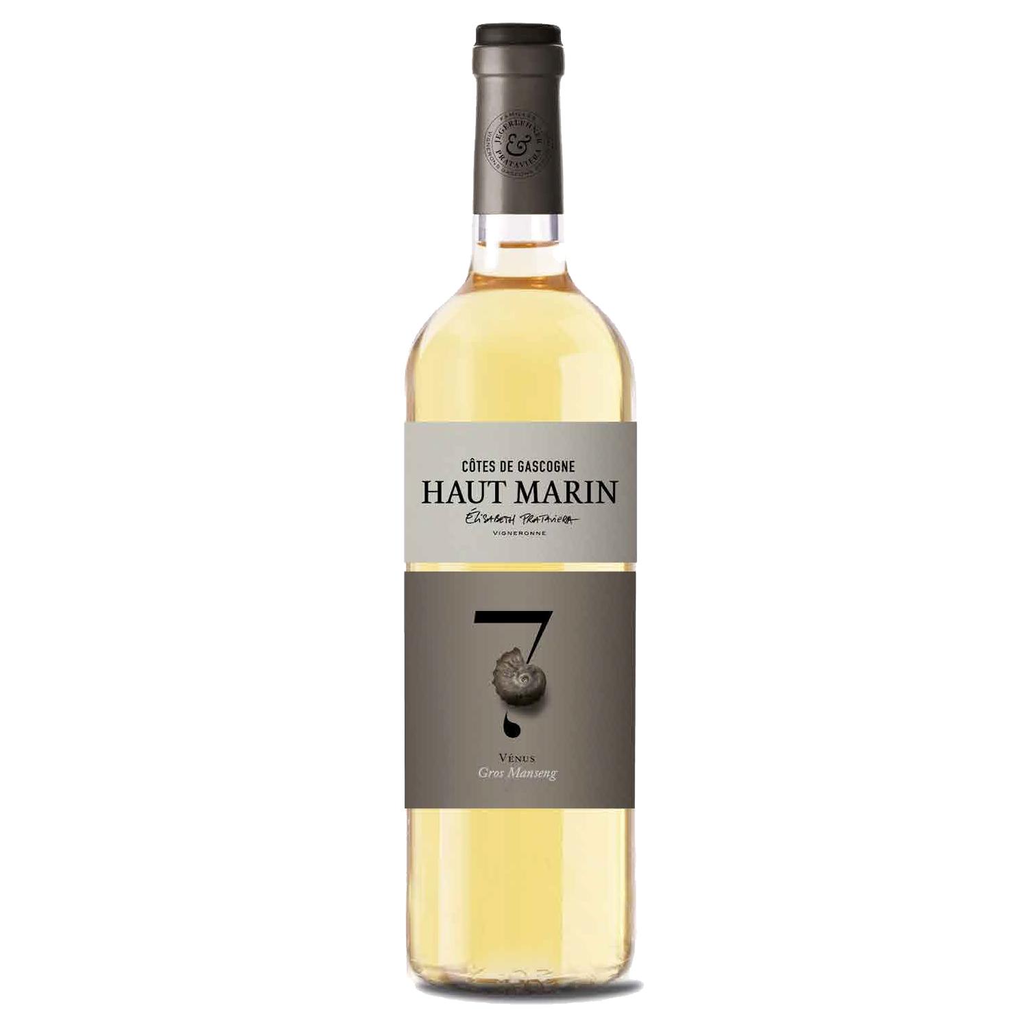 Côtes de Gascogne - Venus Gros Manseng N°7 - Domaine Haut-Marin - 2018