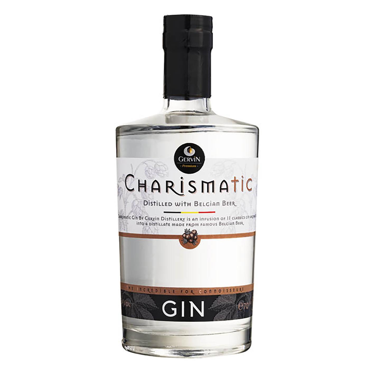 Gin - Charisma - Distillerie Gervin - 44.6%