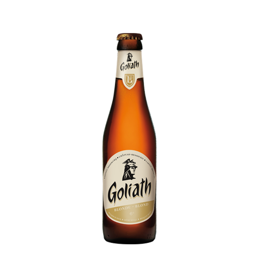 Goliath Blonde - Brasserie des Légendes - 33cl - 6%