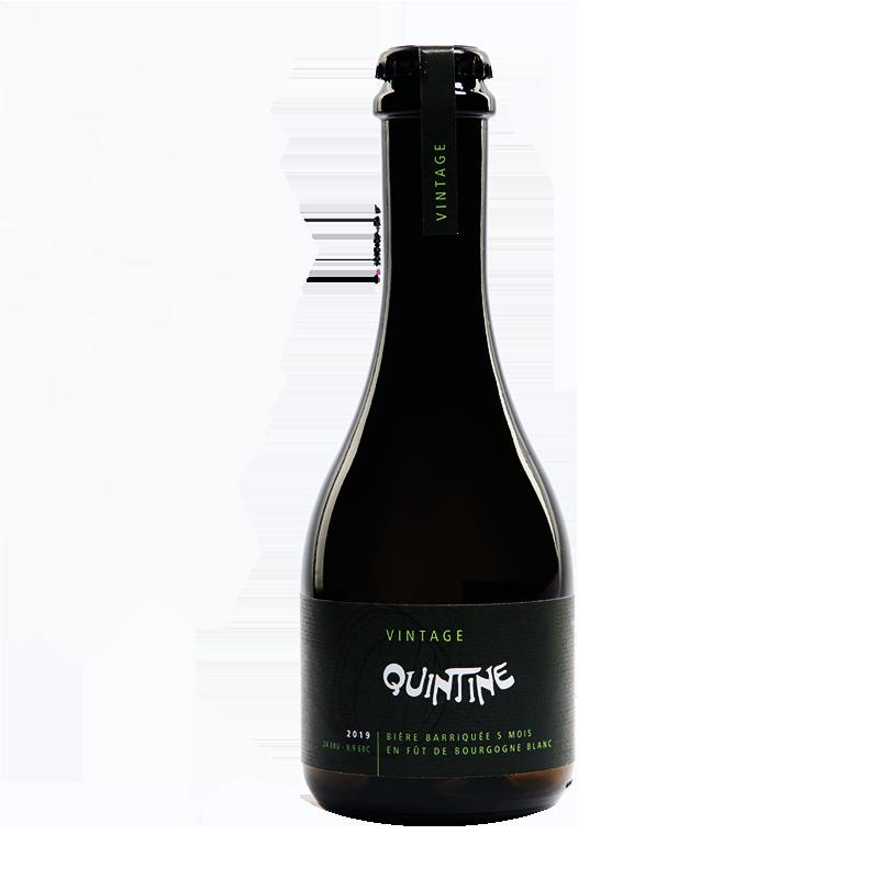 Quintine Vintage Nature - Brasserie des Légendes - 33cl - 6%
