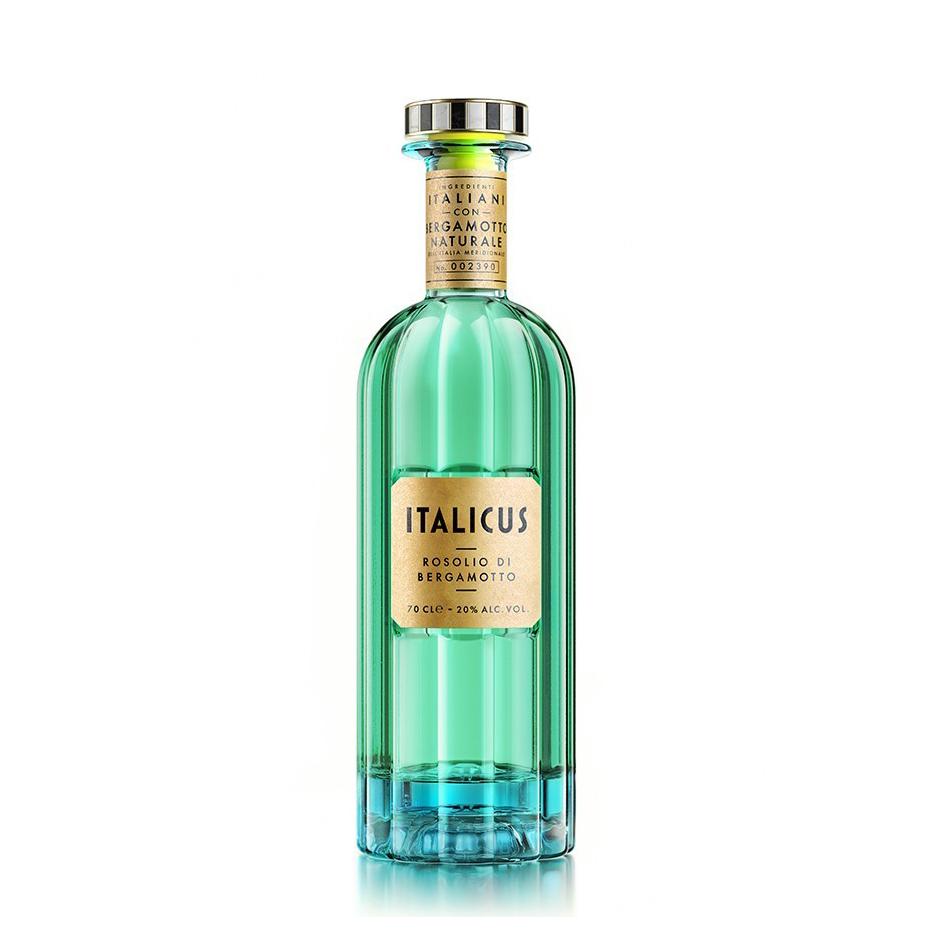 ITALICUS - Rosolio Di Bergamotto - 70 cl - 20%