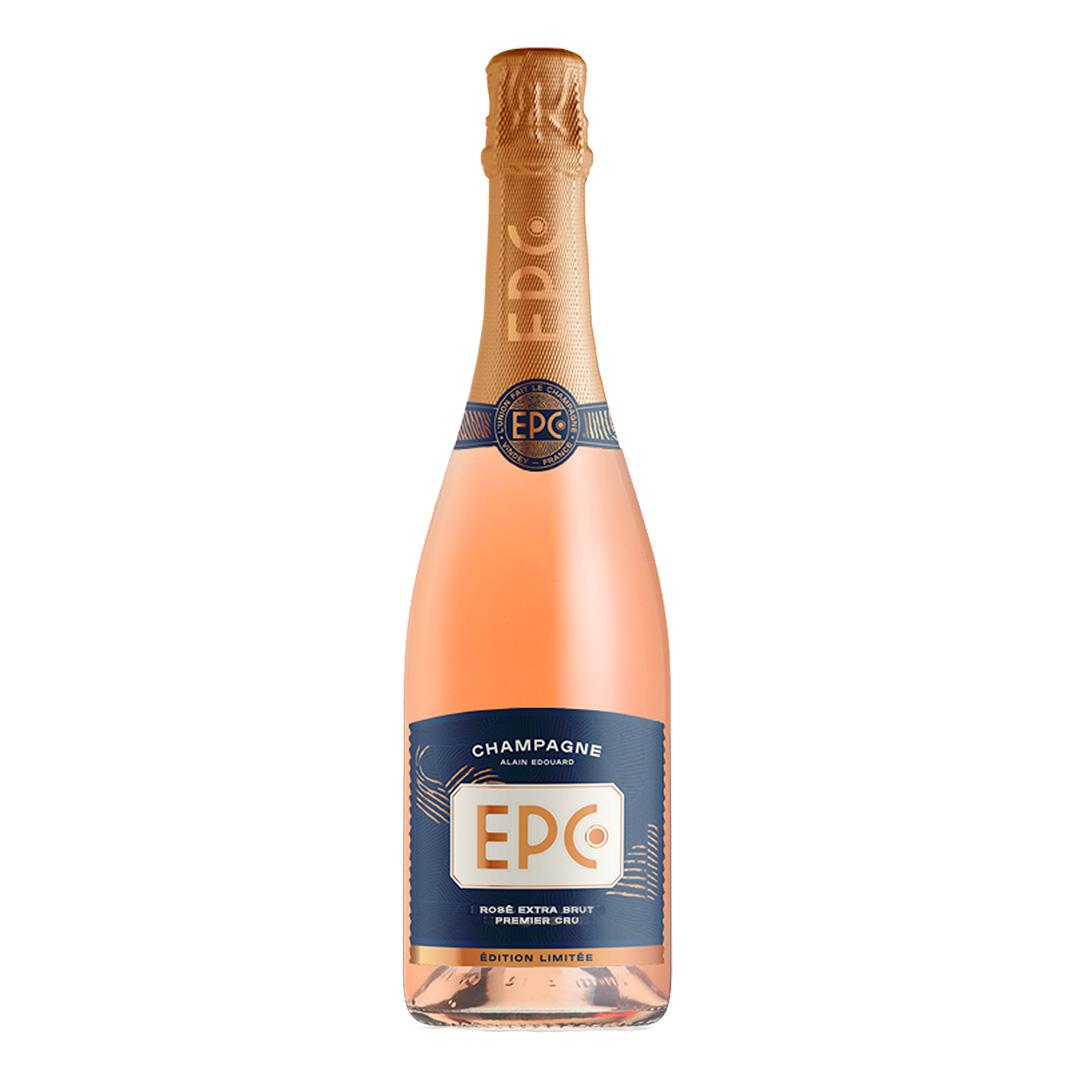 Champagne EPC - 1er Cru - Rosé